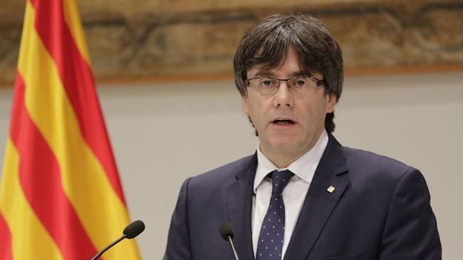 Firari Katalan siyasetçiler hakkında yakalama kararı