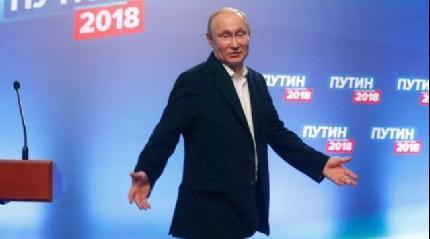 Rusya'da resmi sonuçlar açıklandı