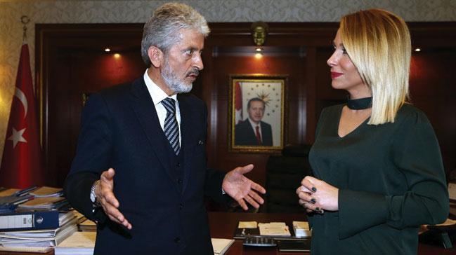 Mustafa Tuna: Çankaya'ya farklı muamele bizim kitabımızda yok