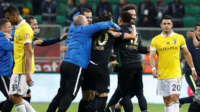 Fenerbahçe, kupayı kaybettikten sonra soyunma odasına ciğer dürüm siparişi verdi