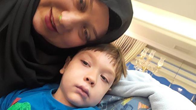 Oğlunun ameliyat parasını 'sarma' yaparak topladı