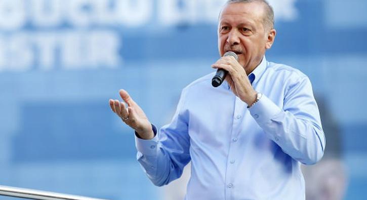 Cumhurbaşkanı Erdoğan: Sadece Putin ve ben varım