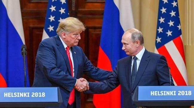 Putin ve Trump Asya'daki etkinliklerde ya da Arjantin'de tekrar görüşebilir