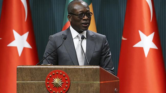 Benin Cumhurbaşkanı Talon: Türkiye'nin birikiminden Afrika'nın da faydalanması lazım