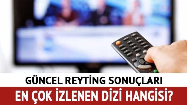 20 Eylül reyting sonuçları açıklandı