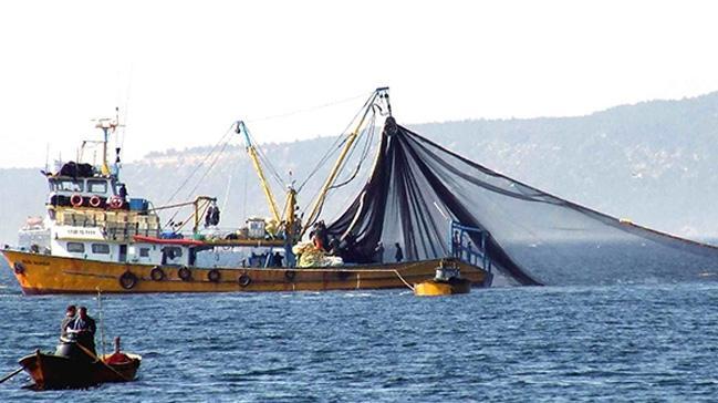 Ayvalık'ın yeni ekmek teknesi 'Vira Bismillah' dedi