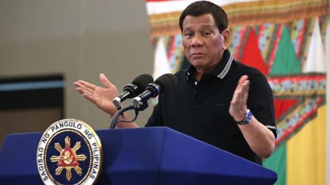 Filipinler Devlet Başkanı Duterte'nin kanser olduğu iddia edildi