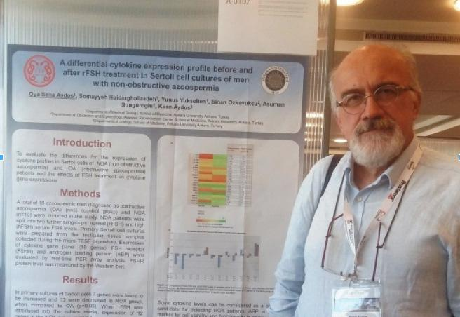 İnfertilite 10. Avrupa Androloji Kongresinde Masaya Yatırıldı