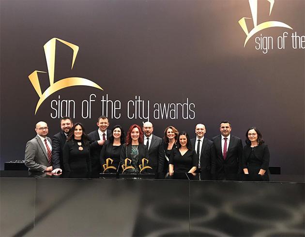 Sign Of The City Awards'da  Tahincioğlu'na Üç Ödül Birden
