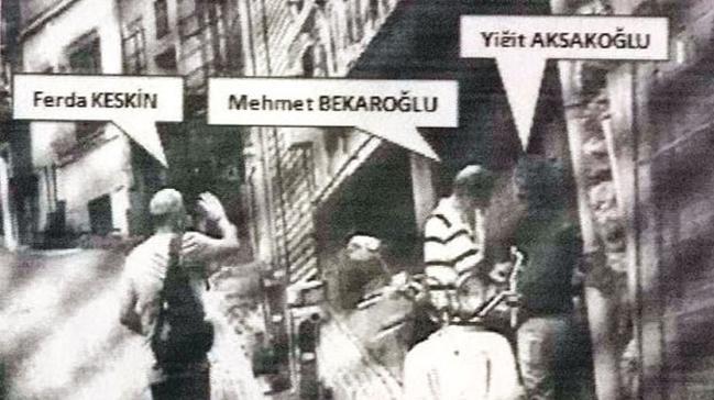 Gezi'nin üst aklına Osman Kavala'dan özel yemek