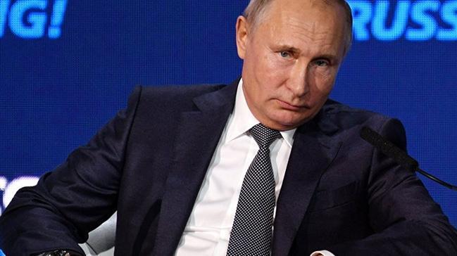 Rusya Devlet Başkanı Putin, Avrasya Ekonomik Birliği'ne dolarsız ödeme sistemi oluşturmayı önerdi