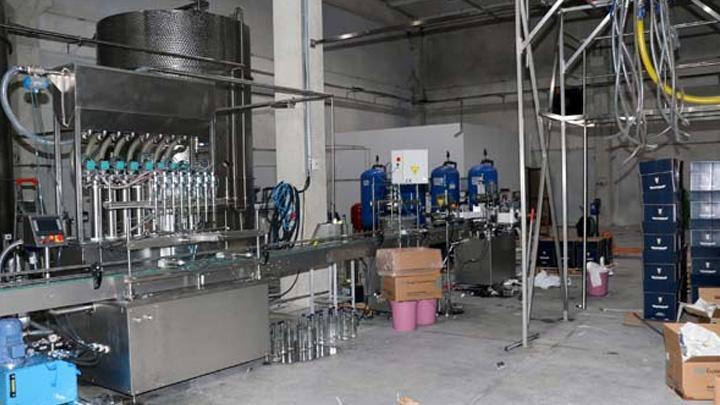 Sirke fabrikasında 25 ton sahte votka ele geçirildi olayla ilgili 8 kişi gözaltına alındı