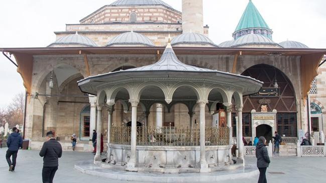 İranlılar'dan Mevlana ve Konya'ya yoğun ilgi