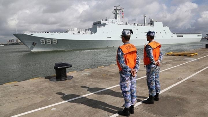 Çin'in Afrika genelinde askeri üsler kurması ABD'yi korkuttu