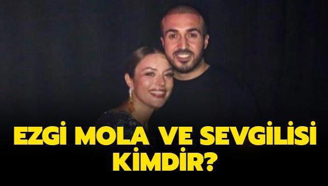"""Ezgi Mola'nın sevgilisi Mustafa Aksakallı kimdir"""""""