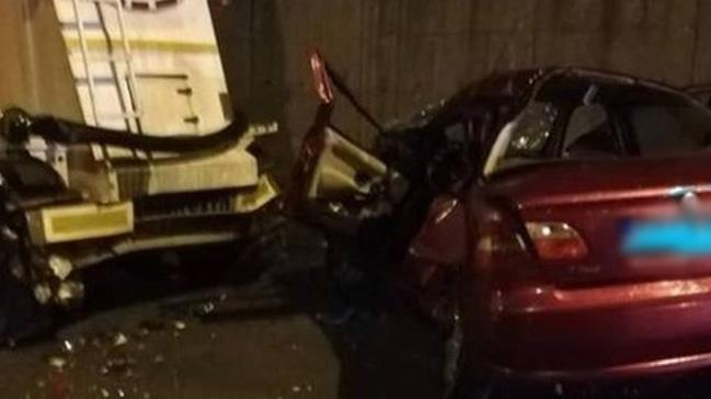 Artvin'de izne çıkan asker trafik kazasında öldü