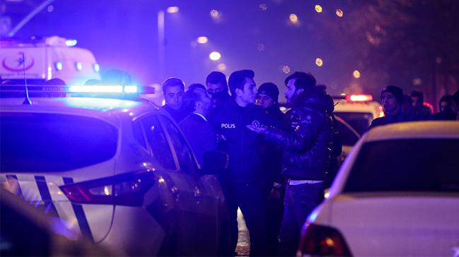 İstanbul'da gece kulübünde çıkan silahlı kavgada 1 kişi yaralandı