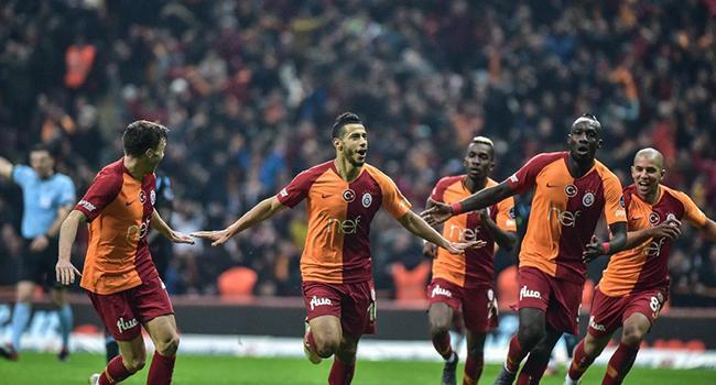 Galatasaray'ın iç sahada tek rakibi Liverpool