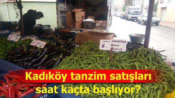 """Kadıköy tanzim satışları saat kaçta başlıyor"""" Kadıköy pazarı fiyat karşılaştırması"""
