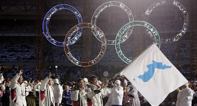 Güney Kore ile Kuzey Kore olimpiyatlara aday