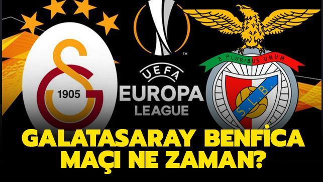 Galatasaray Benfica maçı için heyecan dorukta