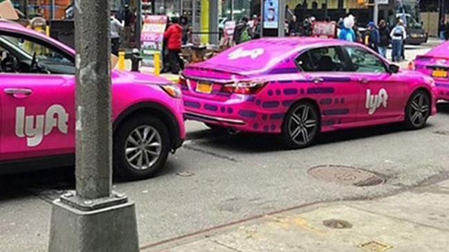 Uber'in yeni rakibi: Lyft