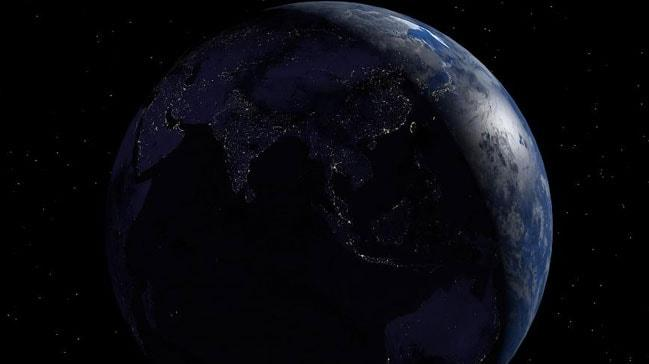 Doğal Hayatı Koruma Vakfı'nın gerçekleştirdiği etkinlikte ışıklar iklim değişikliği için kapatılacak