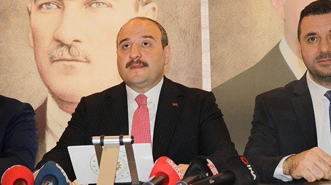 Sanayi ve Teknoloji Bakanı Mustafa Varank: Antarktika'da kalıcı bir üs kurmak istiyoruz