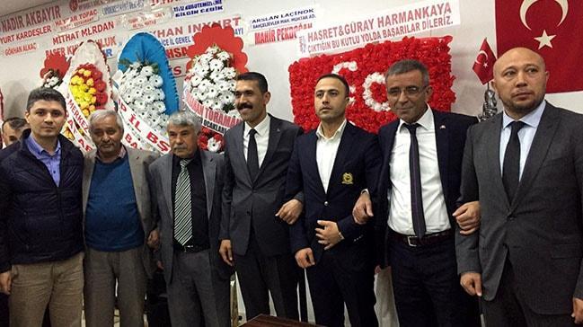 Kýrýkkale'de 169 kiþi ÝYÝ Parti'den istifa edip MHP'ye geçti