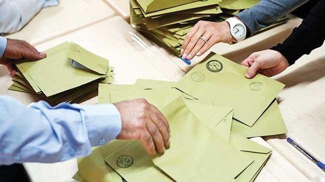 Maltepe'de400 sandıkta yeni sayım iptal