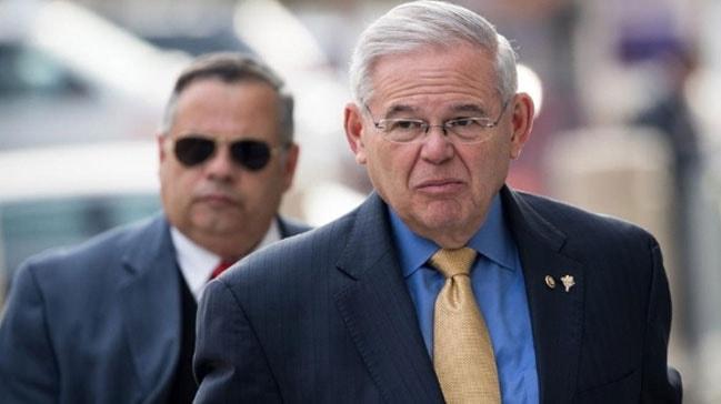 Olağan şüpheli senatör: Bob Menendez