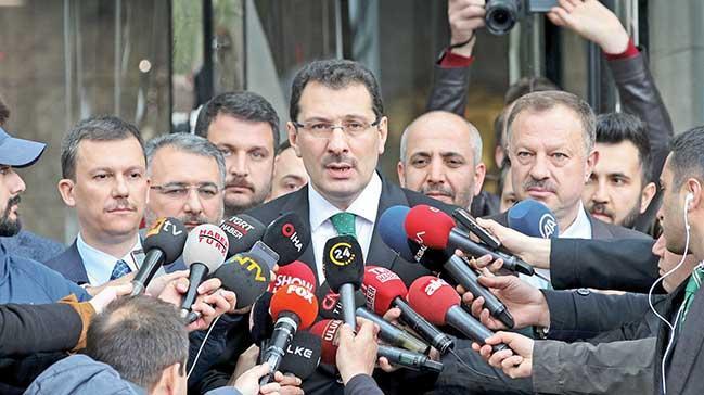 Olağanüstü itiraz!  AK Parti başvuruyu yaptı...