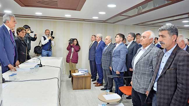 Mardin'de İstiklal Marşı tartışması