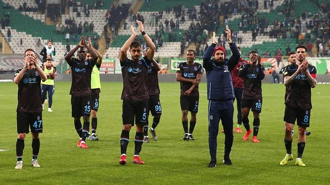 Trabzonspor, bu sezon yakaladığı en uzun puan toplama serisini sürdürmek istiyor