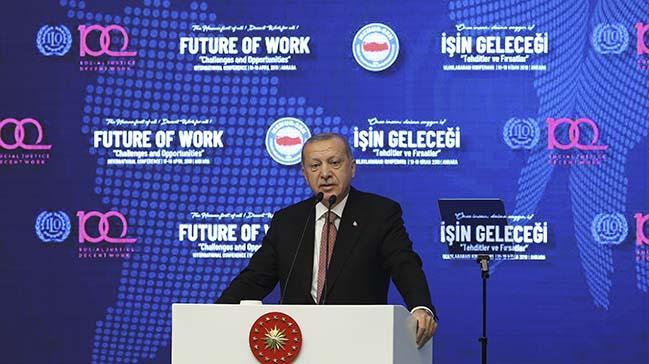Başkan Erdoğan: (Seçim sonuçlarına itiraz) Sonuna kadar bu mücadeleyi vereceğiz, YSK noktayı koyunca bitmiştir