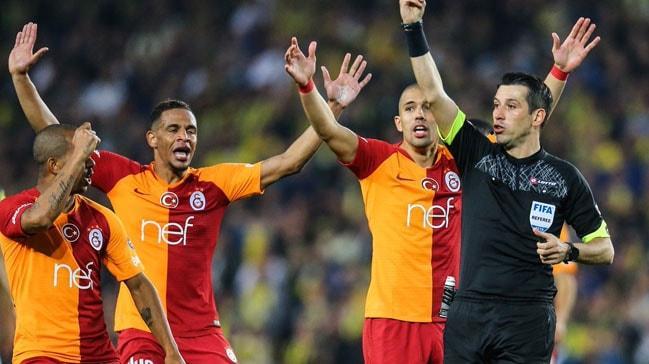 Galatasaray'dan VAR için bir açıklama daha