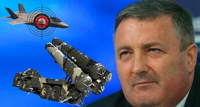 Rus uzman: S-400 sistemleri F-35'ler için tehdit oluşturmaz