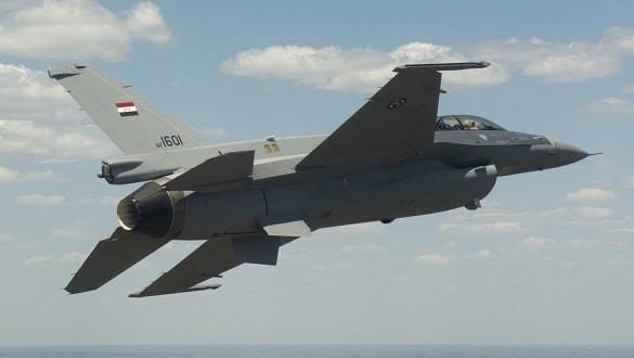 Irak, Suriye sınırında hava savunma uçuşu yaptı