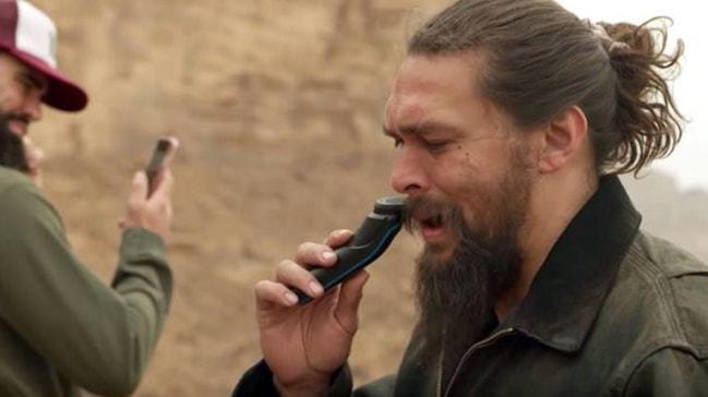 Khal Drogo'yu hiç böyle görmediniz!