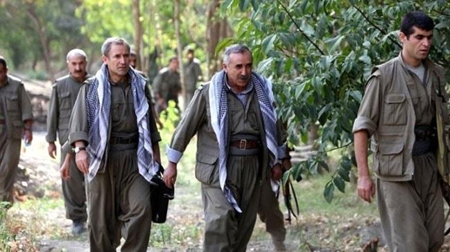 Terör örgütü PKK'nın elebaşları birbirine düştü