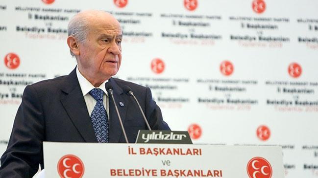 Devlet Bahçeli: İstanbul'da seçim yenilenmeli