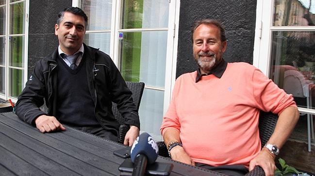 Türk taksici İsveç'te 'kahraman' oldu