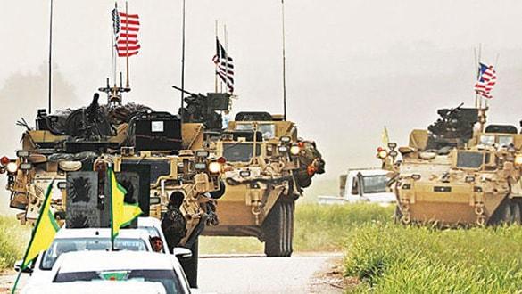 ABD'den terör örgütü YPG/PKK'nın işgalindeki bölgeye yeni sevkiyat