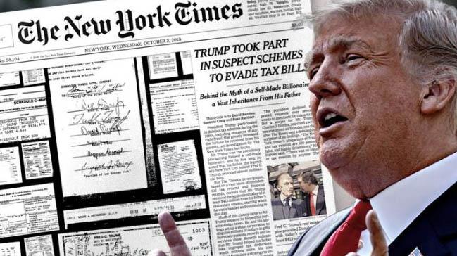 Trump: Dizleri üzerine çöküp af için yalvaracaklar
