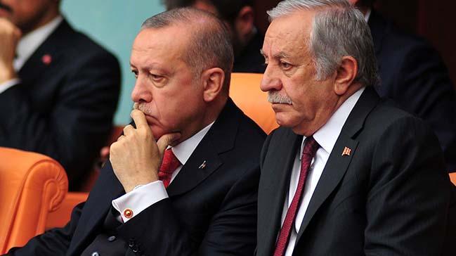 """Başkan Erdoğan'dan HDP'ye sert  tepki: Benim Mehmetlerimi şehit edenleri dinleyelim mi"""""""