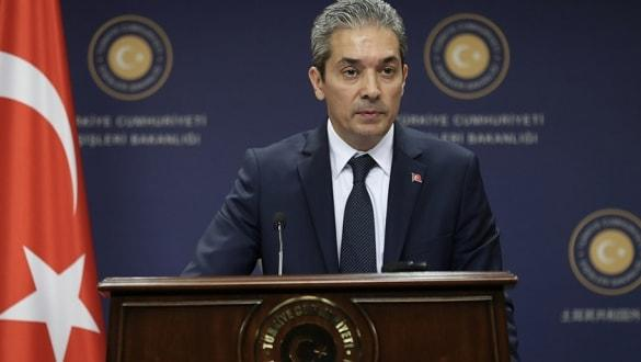 Türkiye'den ABD'ye tepki: Somut adımlar bekliyoruz