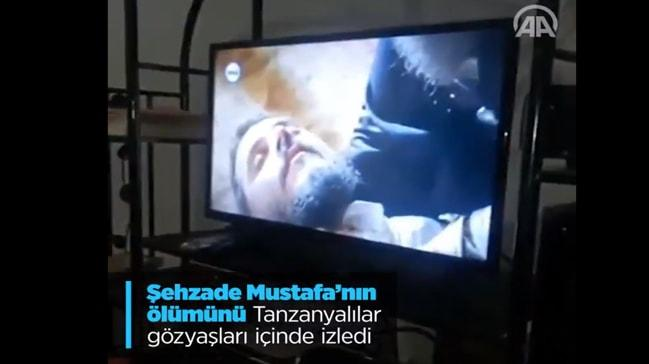 Şehzade Mustafa Tanzanya'yı yasa boğdu