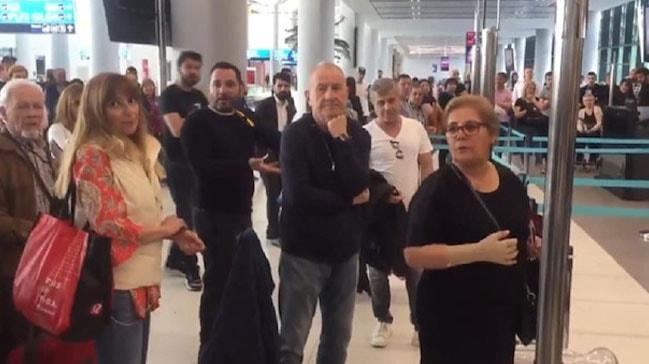 """Görevliye hakaret eden yolcu 'kara listeye' girecek mi"""""""