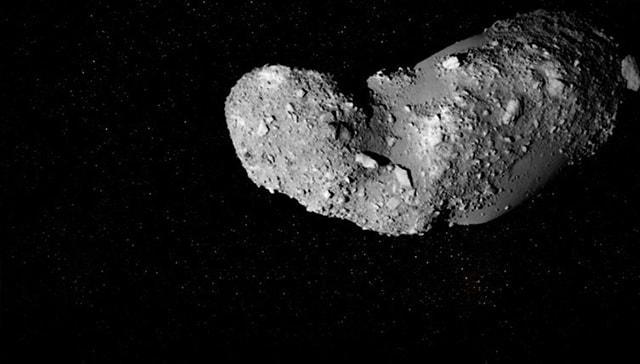 Dünya'daki suyun yarısı eski asteroit çarpışmalarından gelmiş olabilir