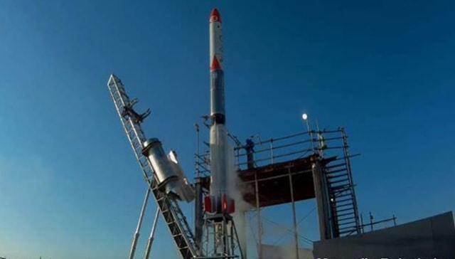 Japonya'nın özel roketi ilk kez uzaya ulaştı